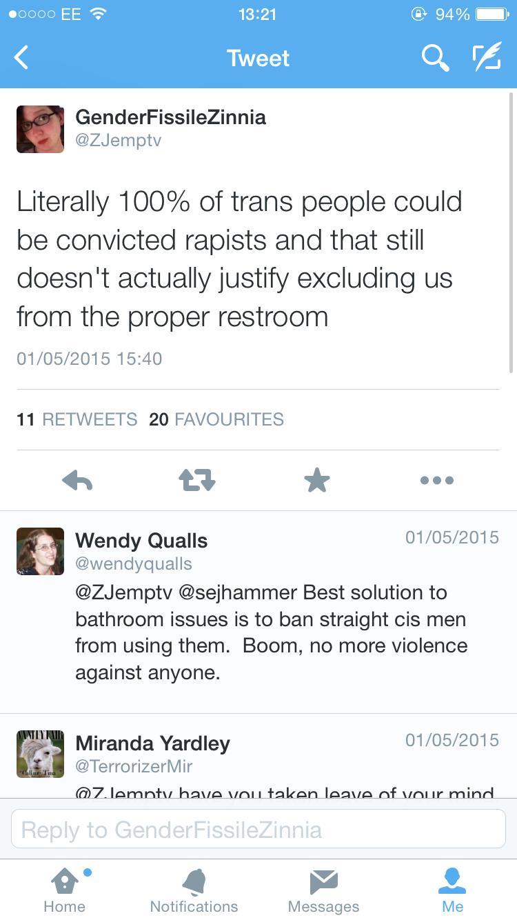 Convicted rapists