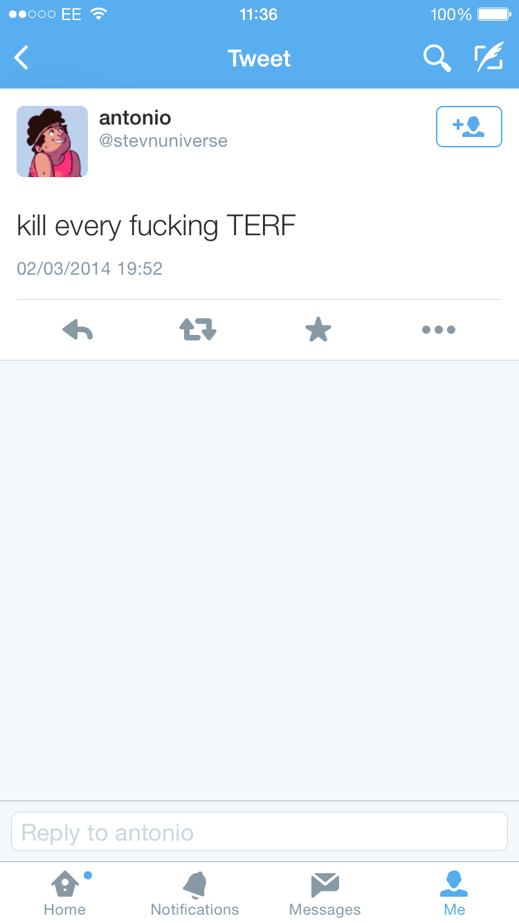 Kill every terf