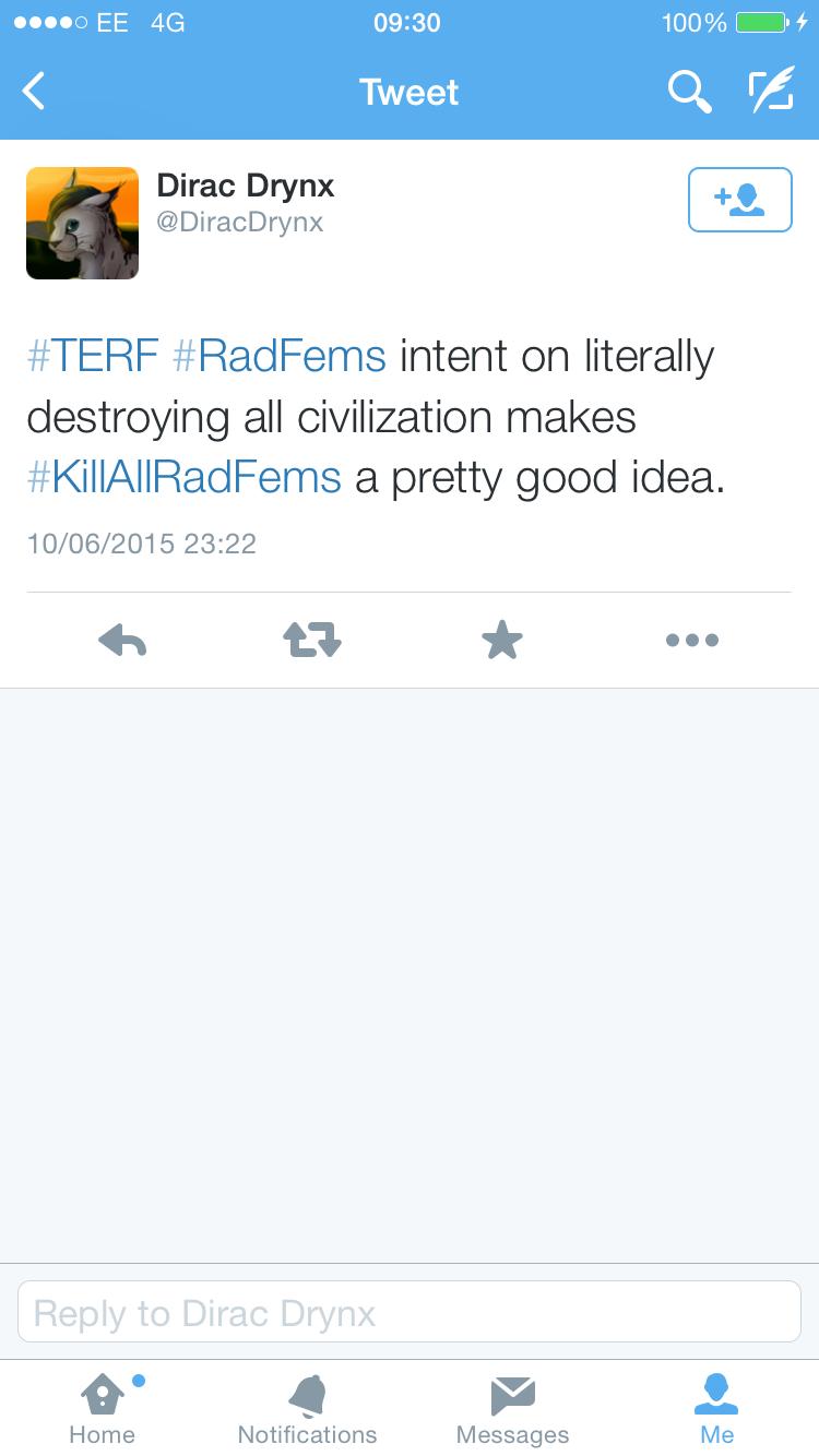 Kill all radfems
