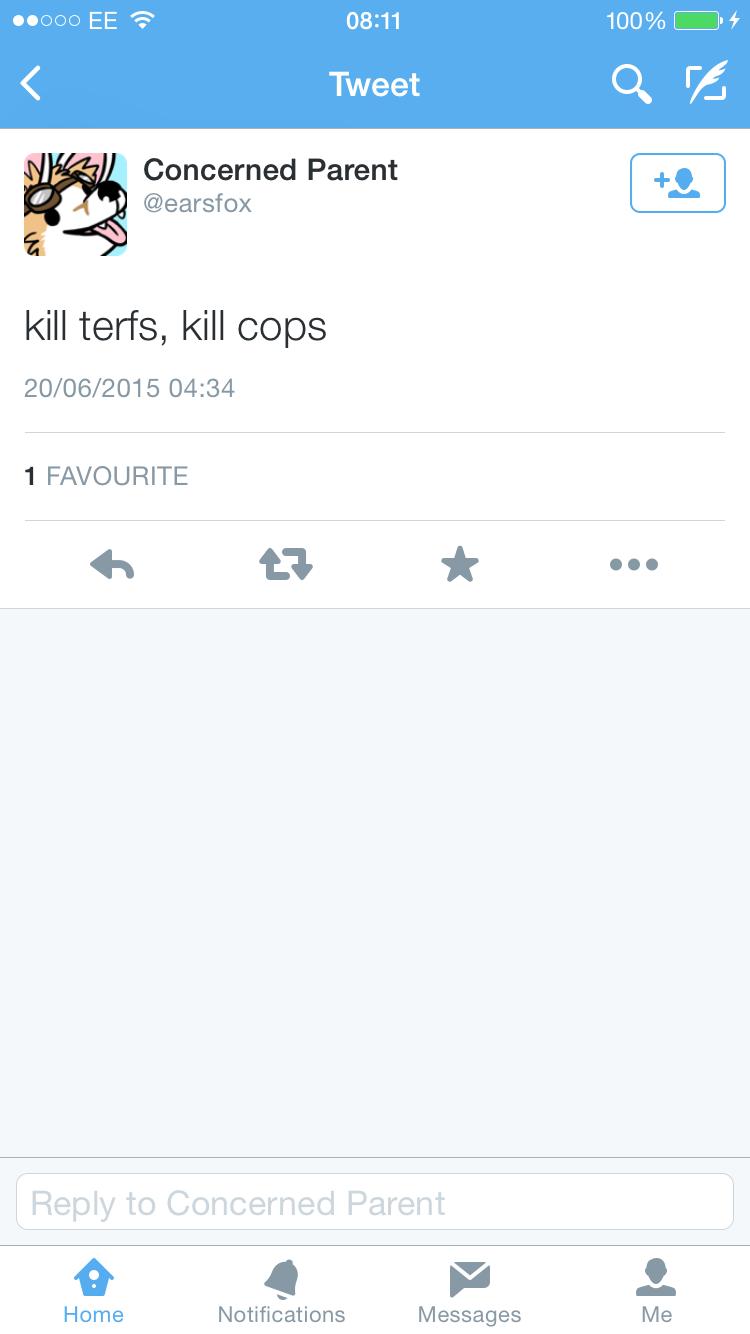Kill terfs