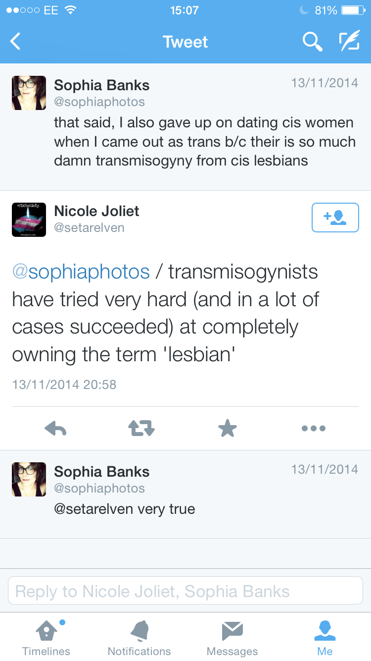 Owning the term 'lesbian'