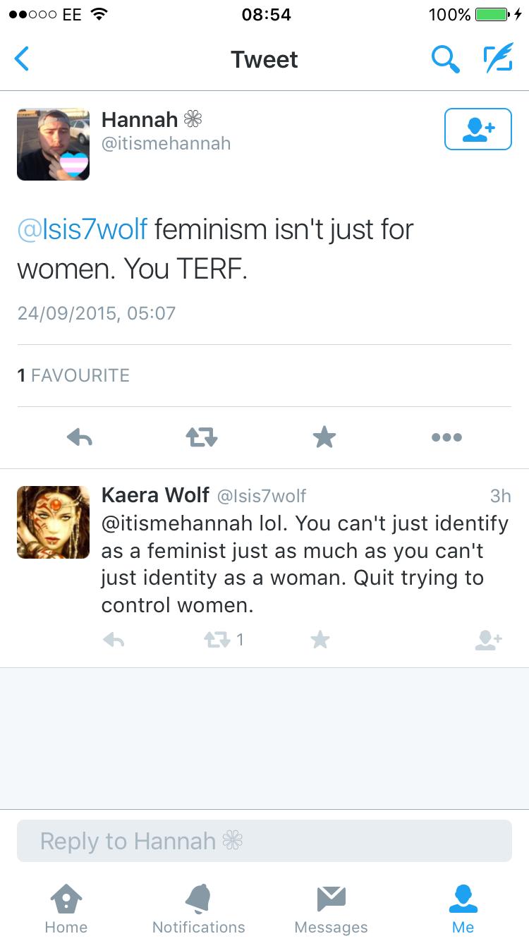 Feminism isn't just for women