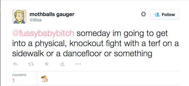 Knockout fight