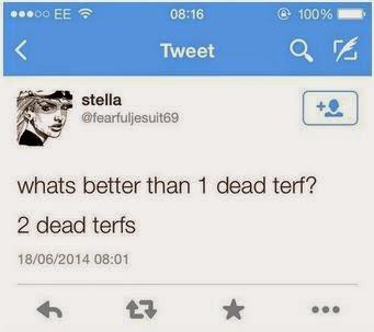 2 dead terfs